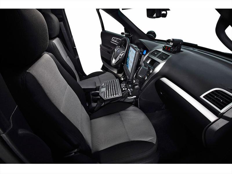 Ford Explorer Police Interceptor Utility