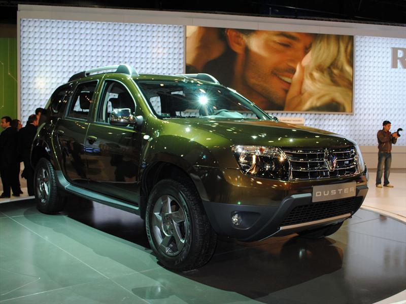 Renault Duster en el Salón de BA