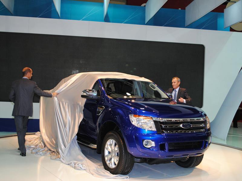 Ford Ranger 2012 Salón BA
