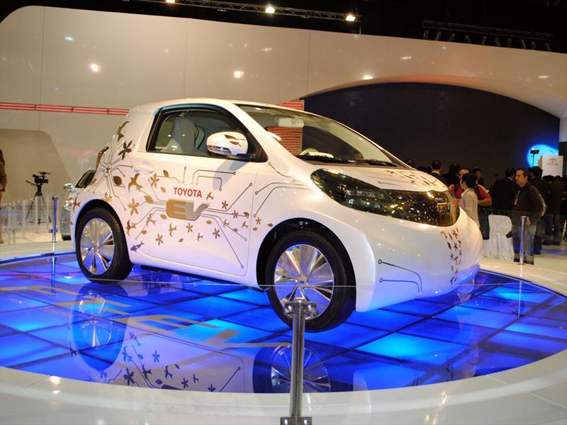 Toyota FT-EV en el salón de Buenos Aires