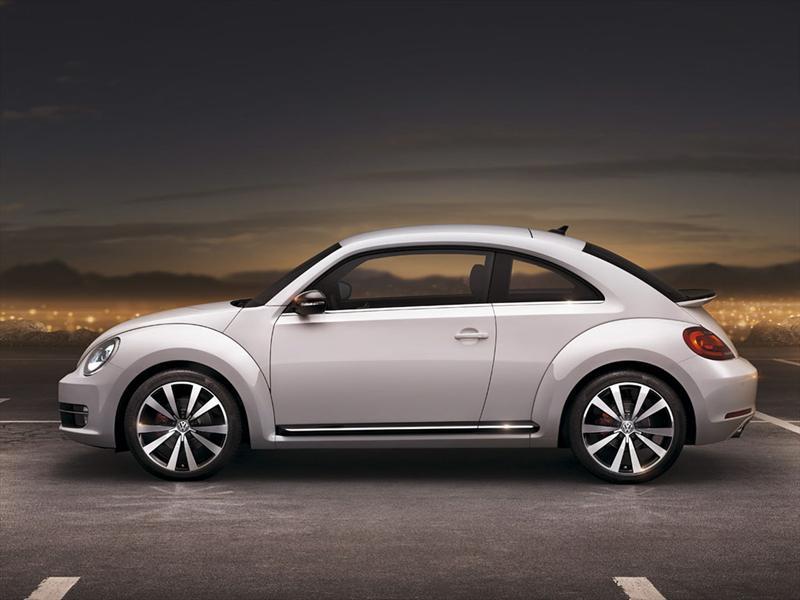 Volkswagen The Beetle en el Salón de BA