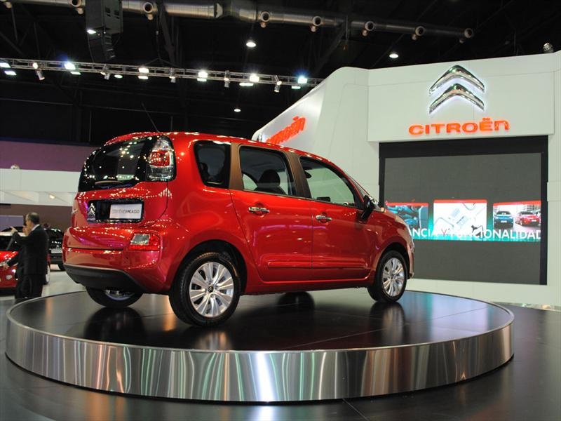 Citroën C3 Picasso en el Salón de BA 2011