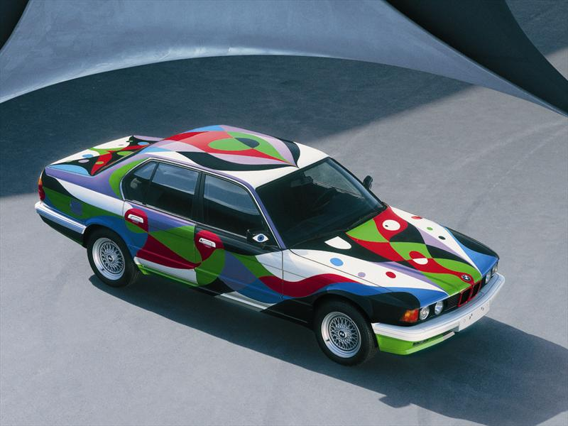 BMW abre una muestra virtual de sus Art Cars