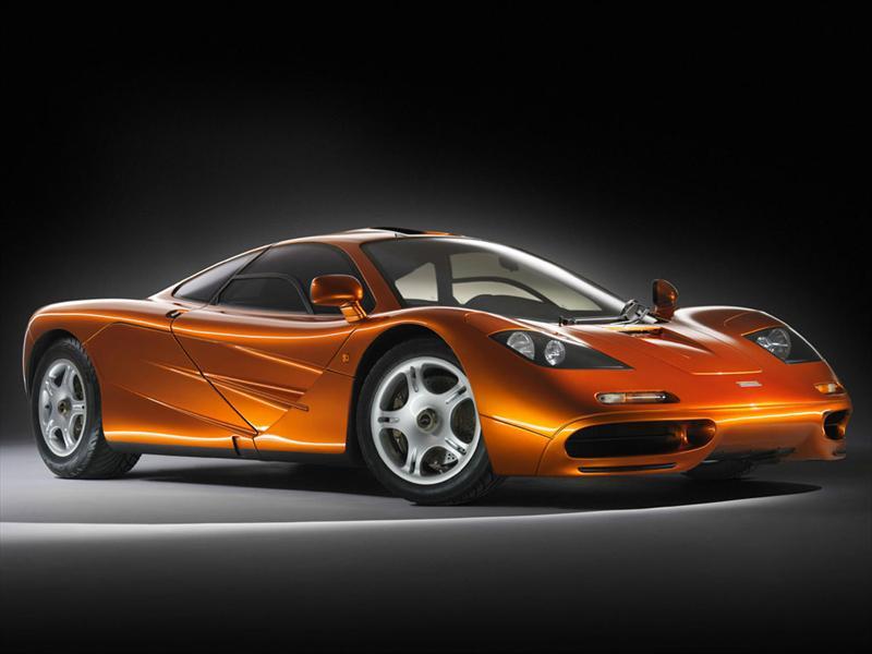 McLaren F1 de Mr. Bean