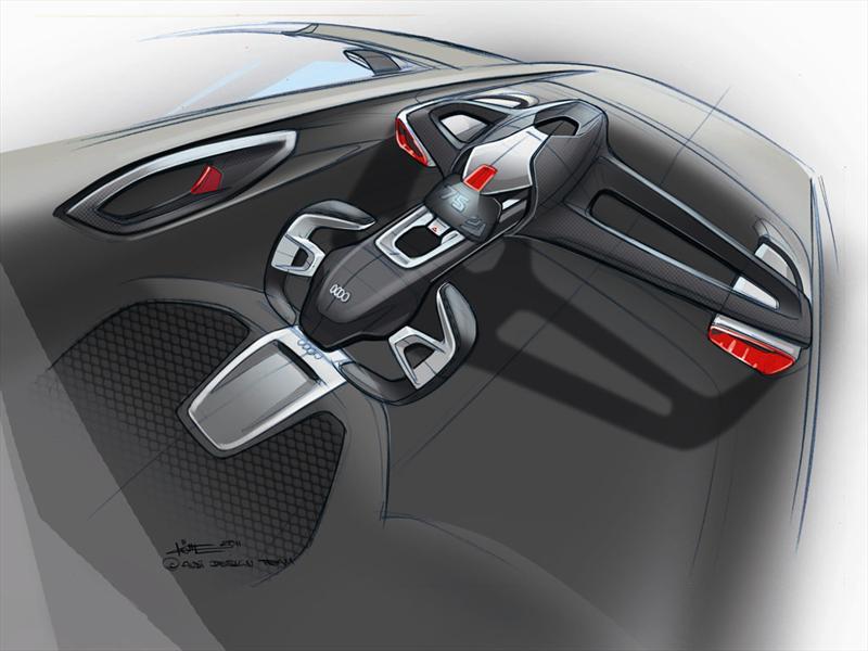 Audi Urban Concept teaser