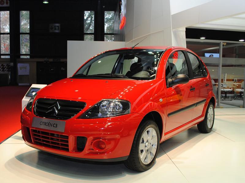 Citroën en el Salón de BA 2011