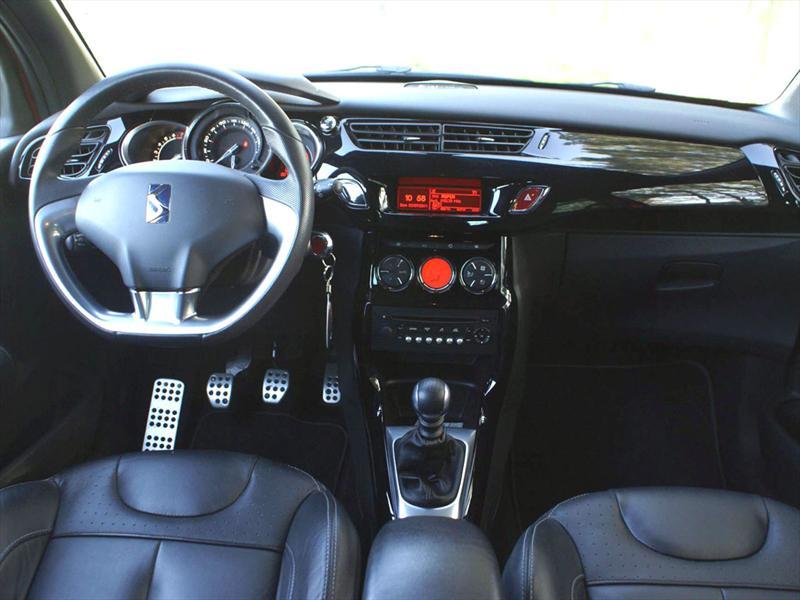 Citroën DS3 Prueba