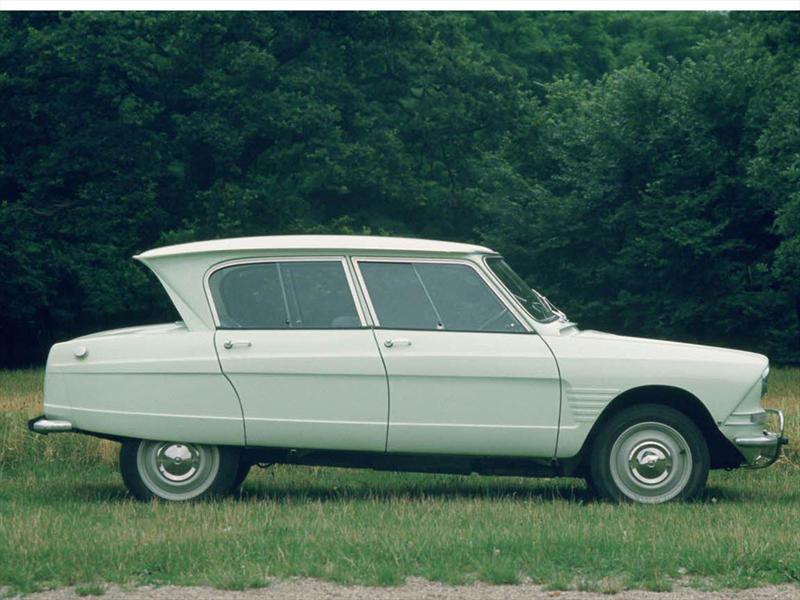 Citroën Ami 6, 50 años