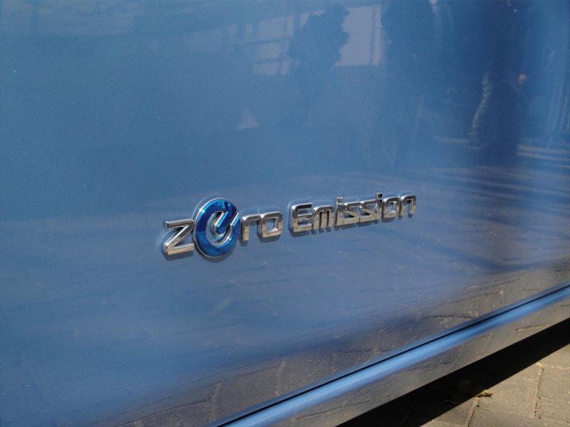 Nissan LEAF México