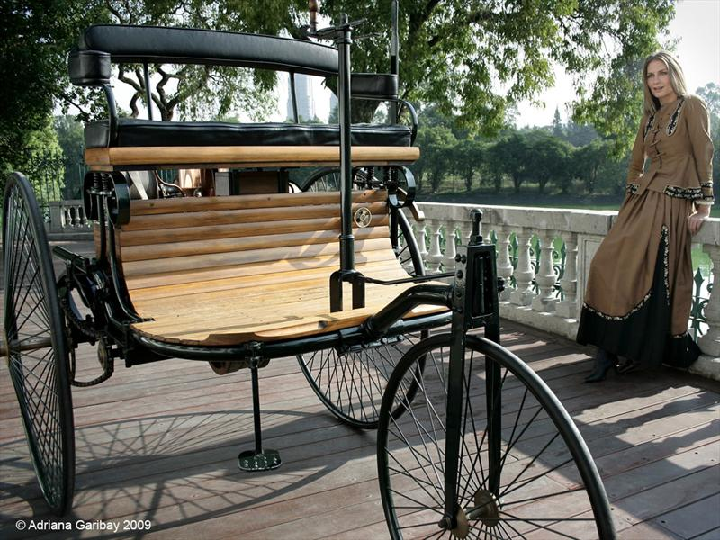 Mercedes-Benz Motorwagen de 1886