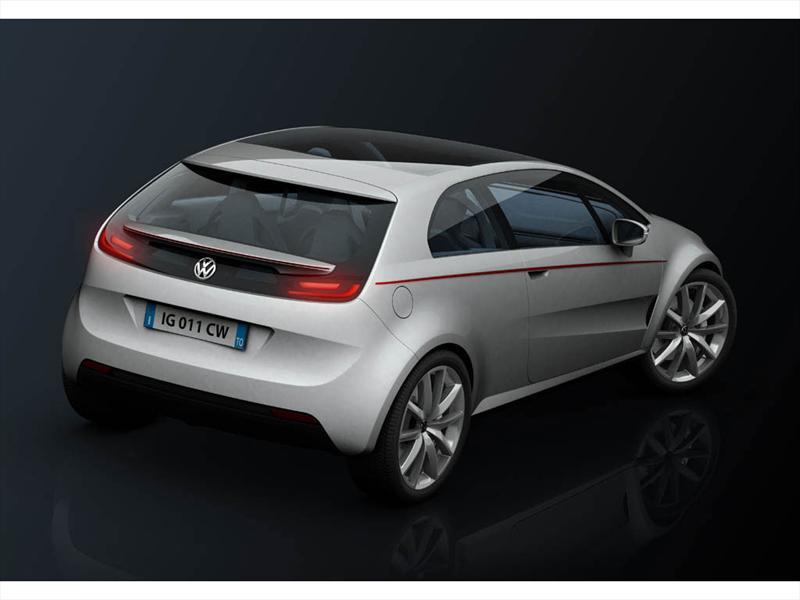 Volkswagen Giugiaro Tex Concept