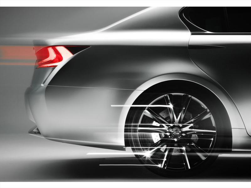 Lexus LFGh