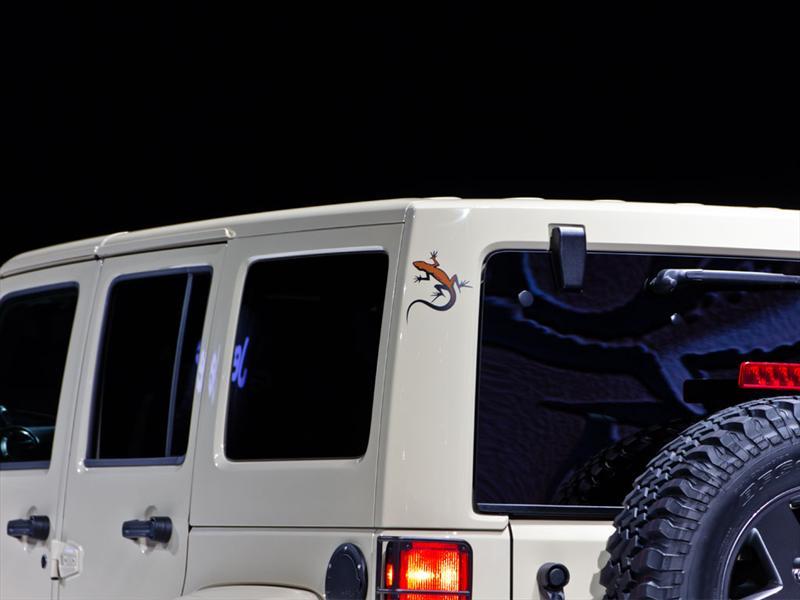 Jeep Wrangler Mojave 2011 NY