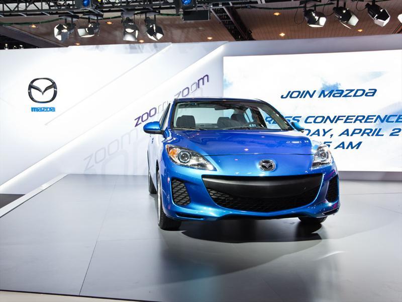 Mazda3 SkyActiv 2012 NY
