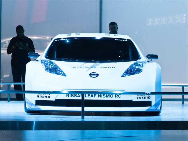 Nissan Leaf Nismo RC NY