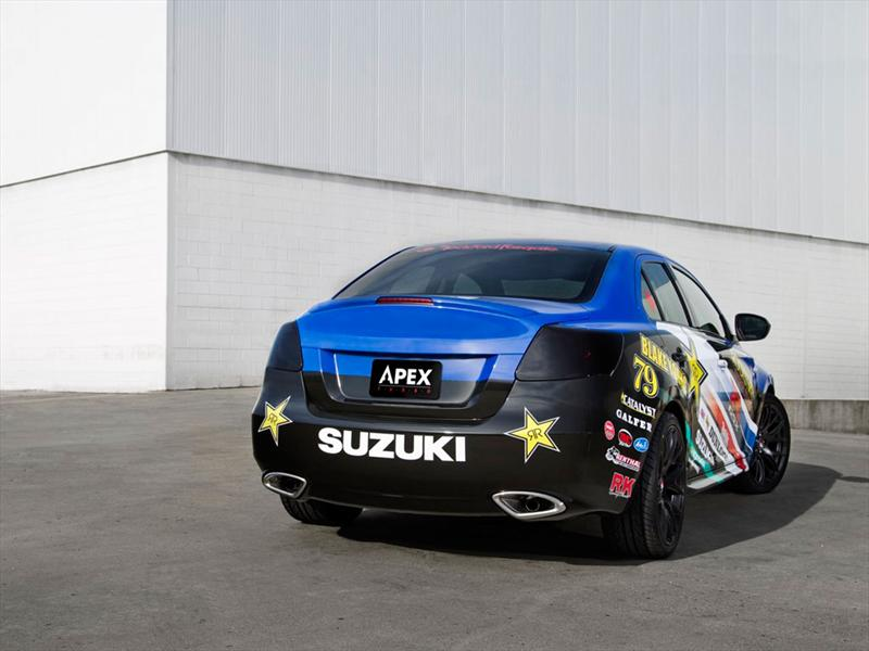 Suzuki Kizashi Apex Concept