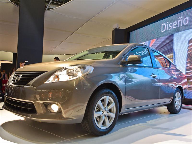 Nissan Versa 2012 SIAG