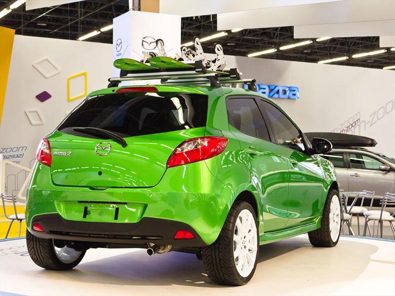 Mazda 2 en SIAG 2011