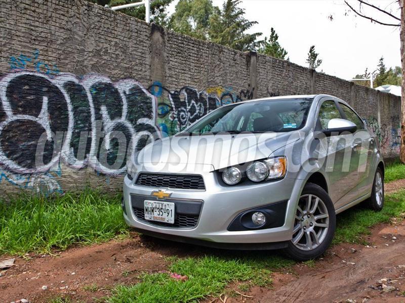 Chevrolet Sonic 2012 prueba