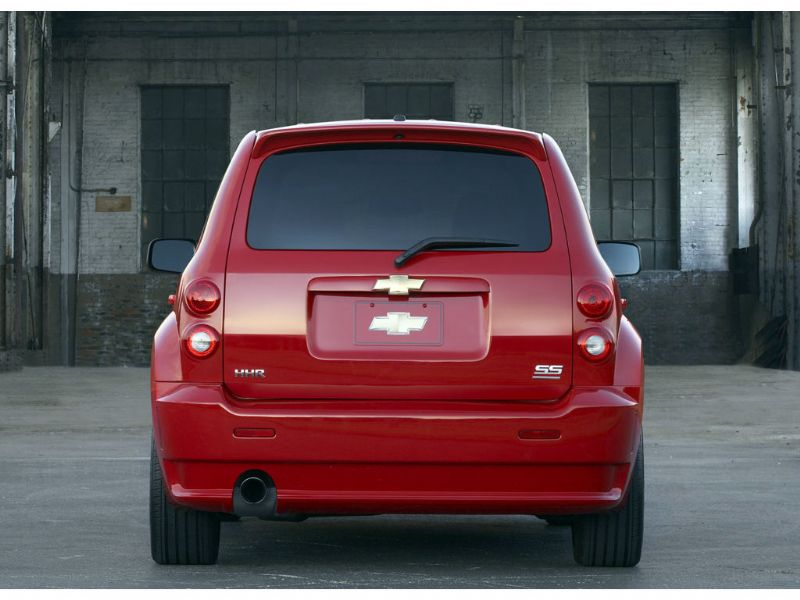 Chevrolet HHR SS 2008
