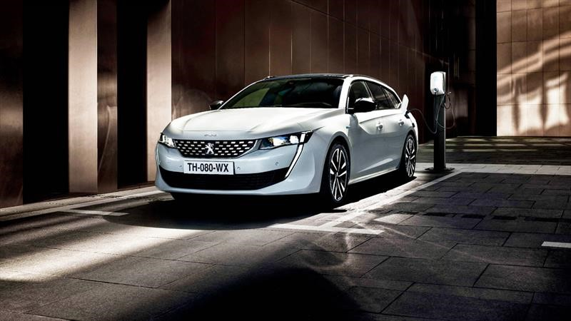 Peugeot 508 / 508 SW Hybrid 2020