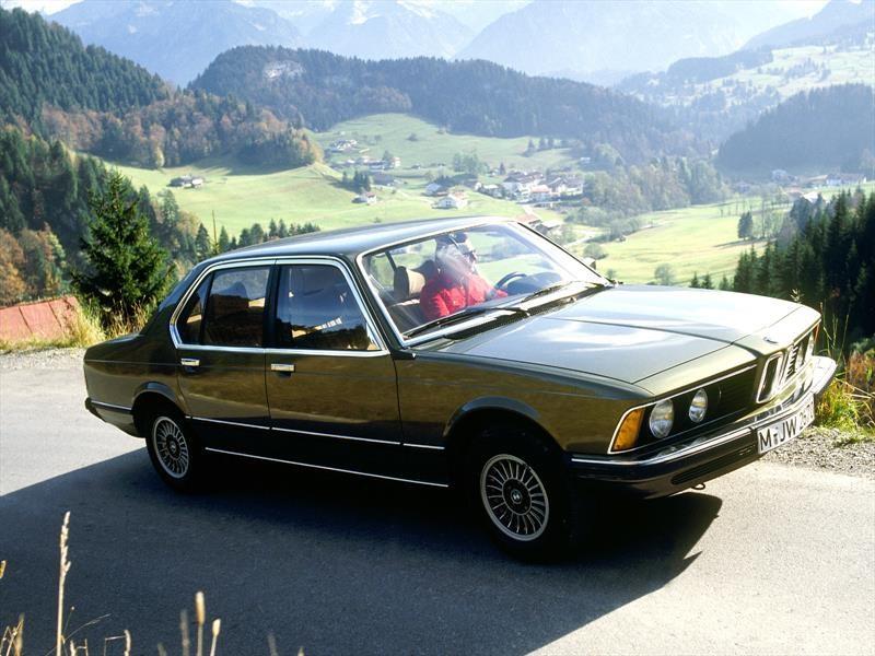 BMW Serie 7 E23 - Primera generación (1977-1986)