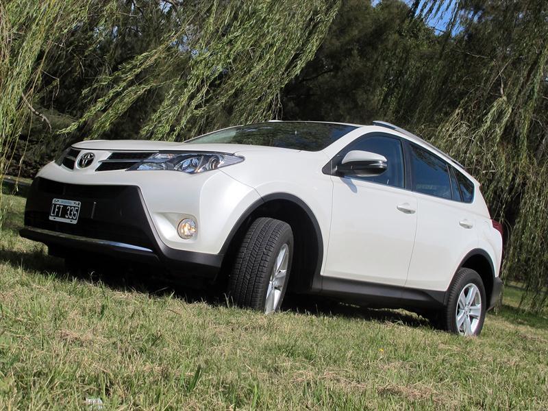Toyota RAV4 presentación en Argentina