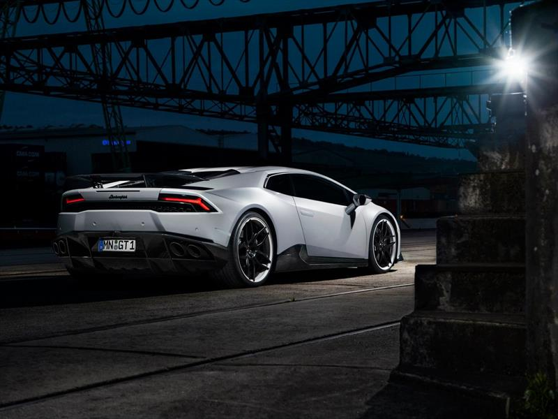 Lamborghini Huracán LP610-4 Novitec Torado