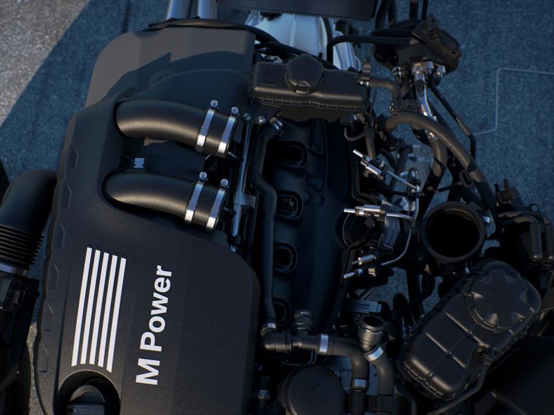 BMW M4 con Inyección de Agua