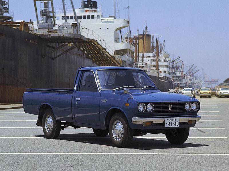 Toyota Hilux, 2ª generación (1972-78)