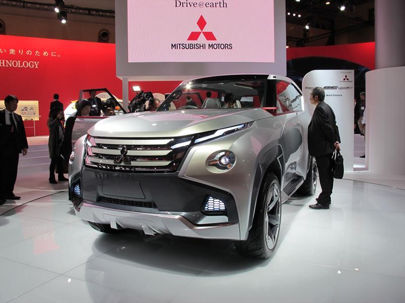 Top 10: Mitsubishi GC-PHEV Concept