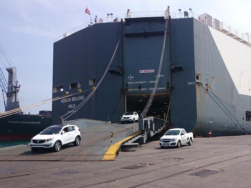 Kia Sportage, el primer embarque llega a México