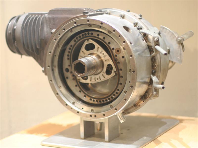 Motor Wankel o Rotativo