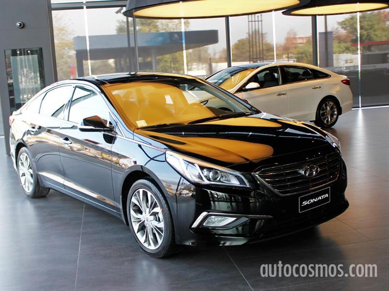 Galería Hyundai Sonata 2015 Estreno en Chile