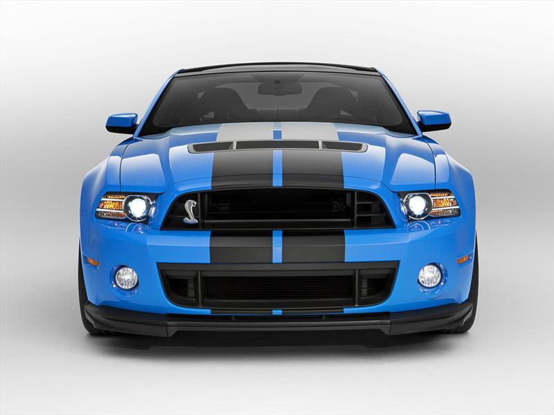 Mustang Shelby GT500 2013