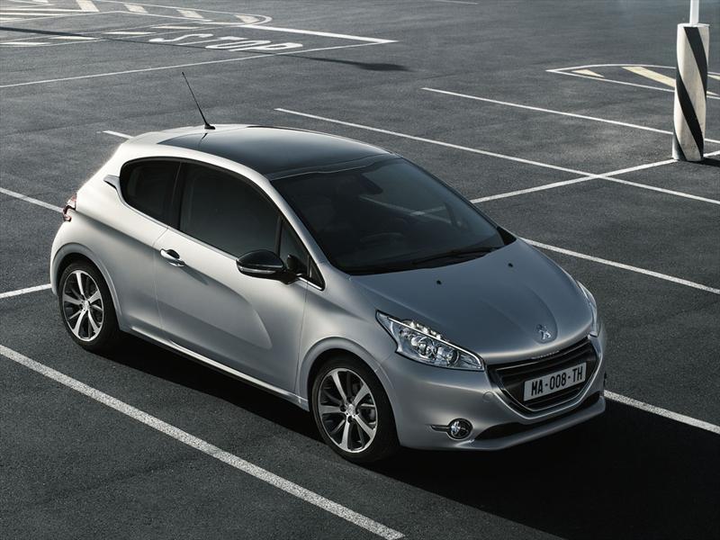 Anticipo nuevo Peugeot 208