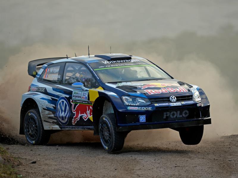 """Volkswagen Polo, un """"grande"""" de la WRC"""