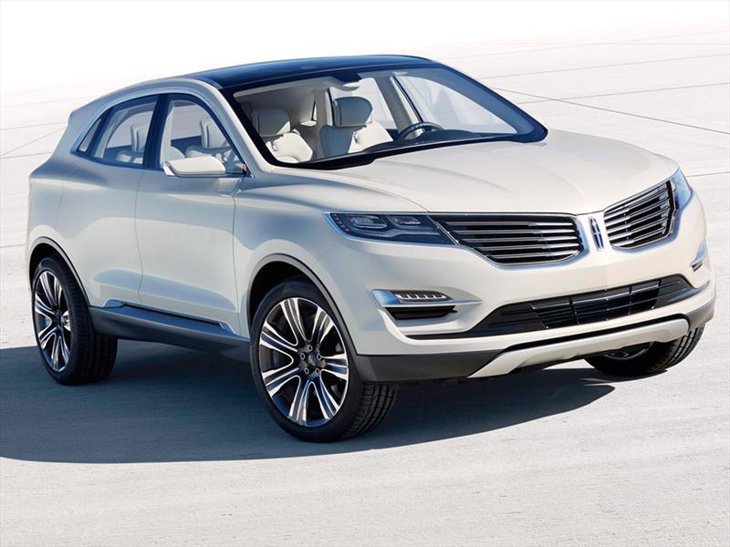 Lincoln MKC Concept debuta en Detroit 2013
