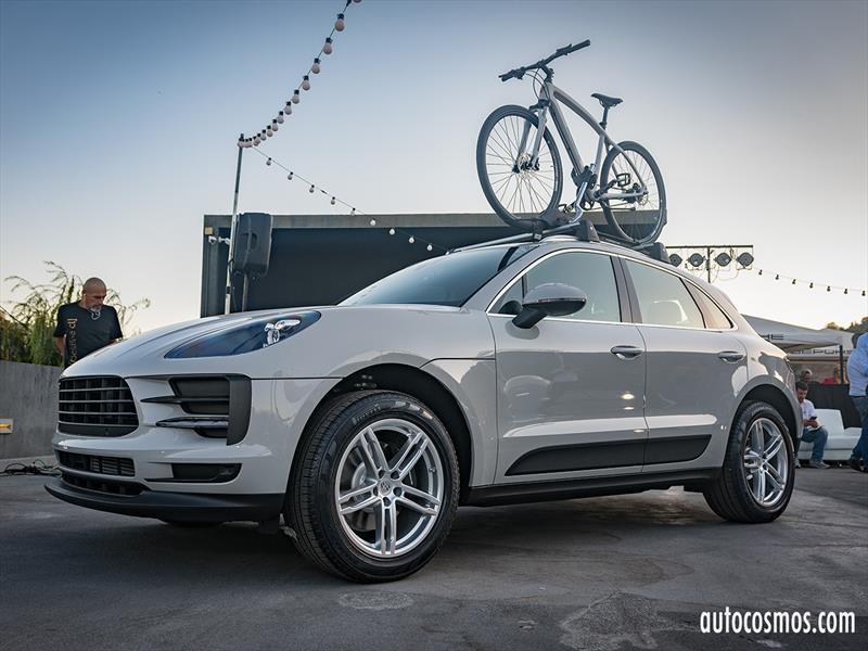 Lanzamiento Porsche Macan F/L 2019