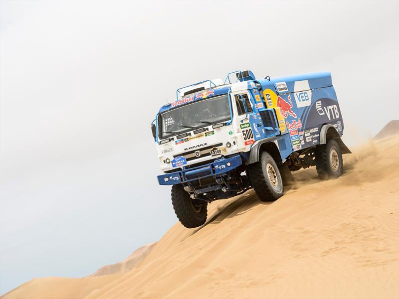 Dakar 2015: Día 10