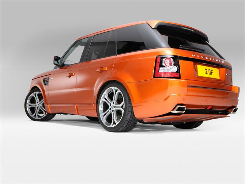 Range Rover Sport GTS-X por Overfinch