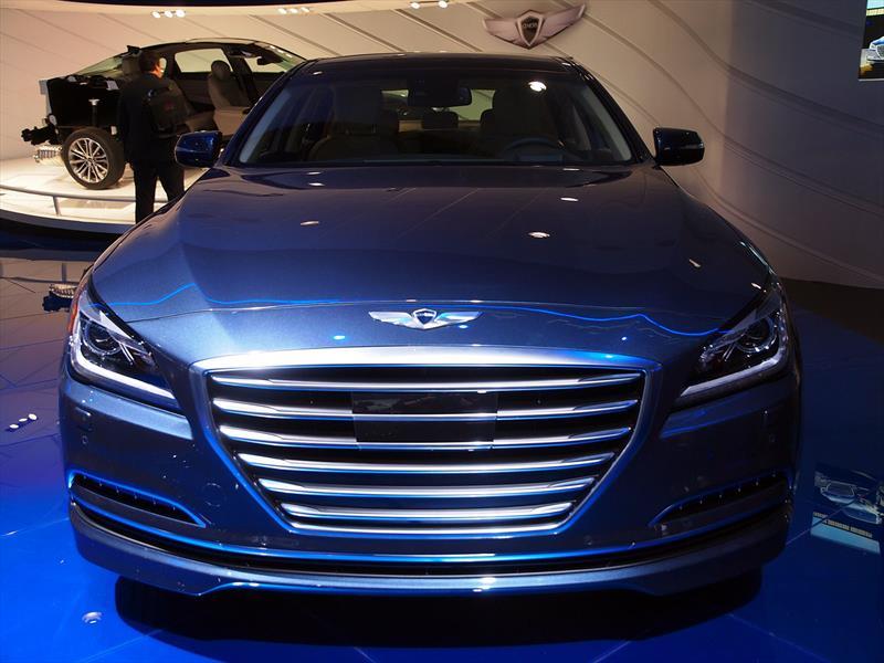 Hyundai Genesis en el NAIAS 2014