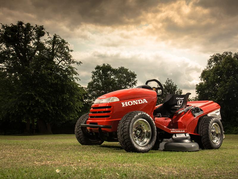 Superpodadora Honda Mean Mower