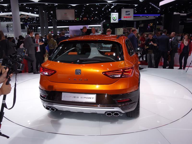 SEAT Cross Sport Concept