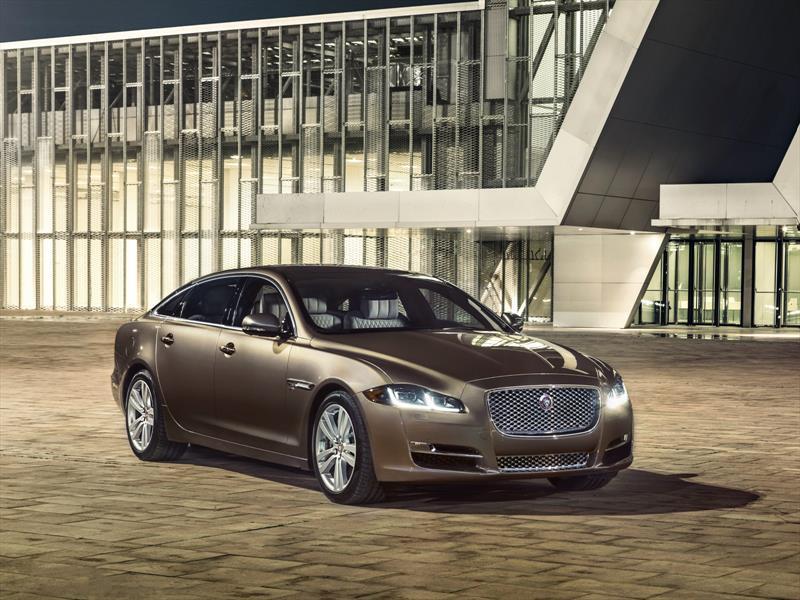Jaguar XJ renovado