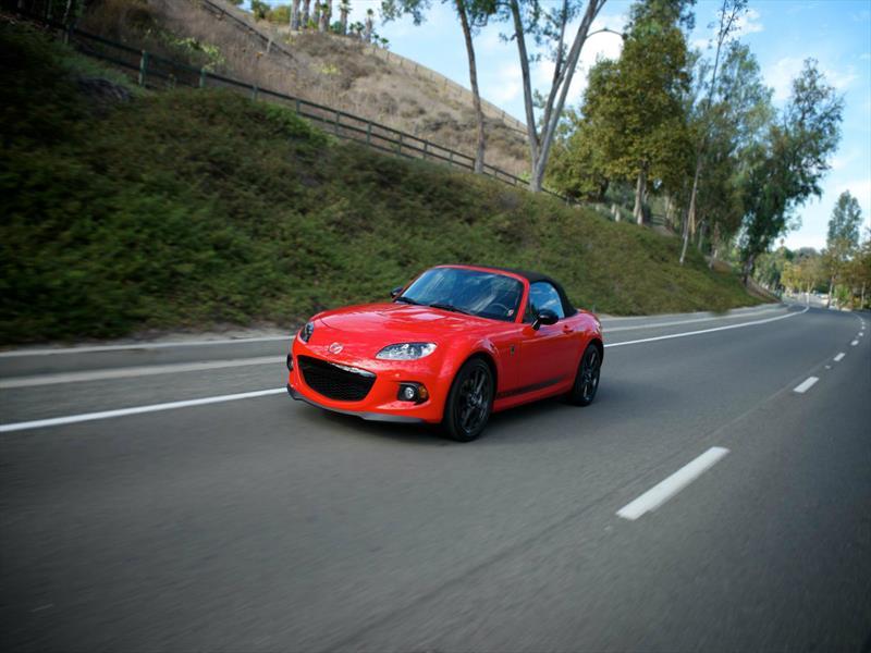 Top 10: Mazda MX-5