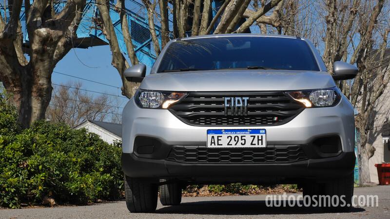 Test Nueva FIAT Strada 2021