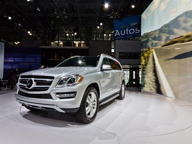 Mercedes-Benz Clase GL 2013 en Nueva York