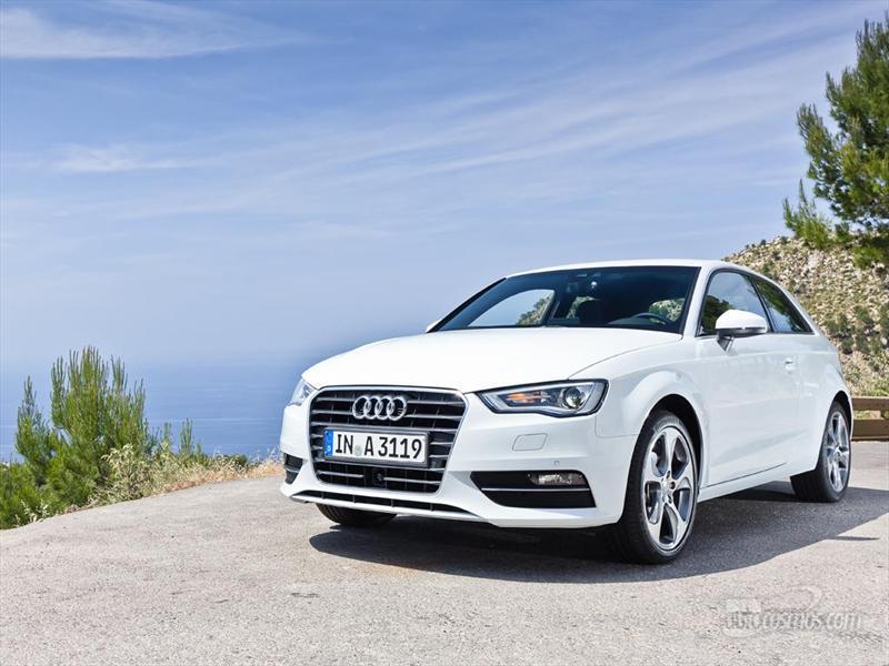 Audi A3 2013 en Mallorca
