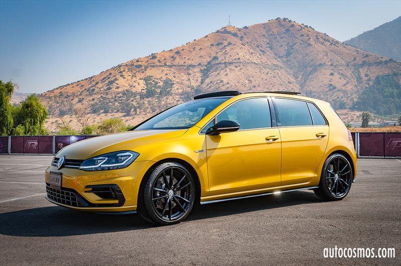 Volkswagen Golf R 2018 - Lanzamiento en Chile
